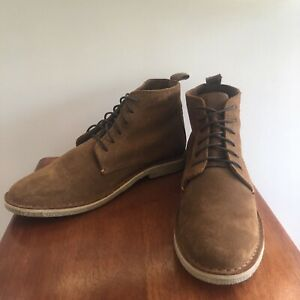 Asos Mens Ankle Boots Chukkas Size 9