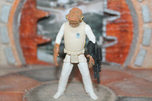 Admiral Ackbar Star Wars Power Of The Force 2 1997