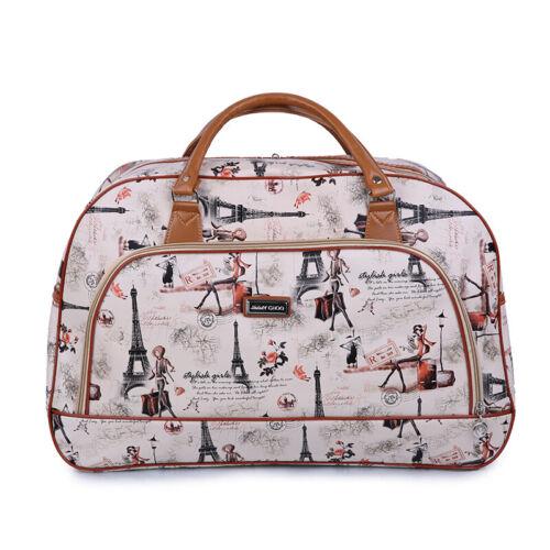 1pc Lady Large Overnight Travel Weekend Hand Luggage Maternity Bag Handbag uk