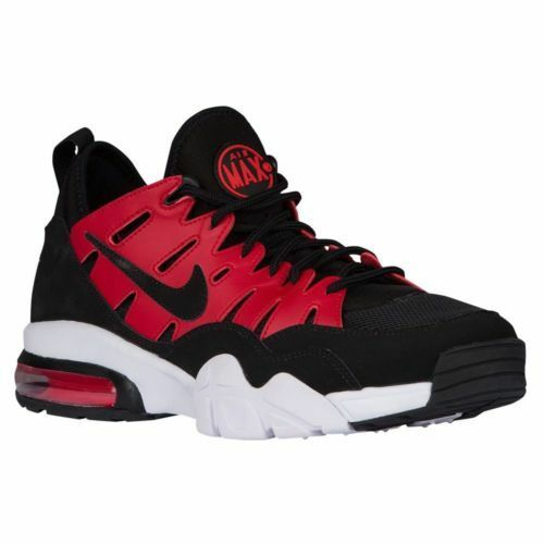 NIKE AIR TRAINER MAX '94 Men's shoes Low Black Gym Red White 880995 600 SZ 6