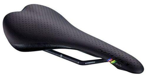 Black Ritchey WCS Streem Carbon Rail Bike Bicycle Seat Saddle 145mm Wide