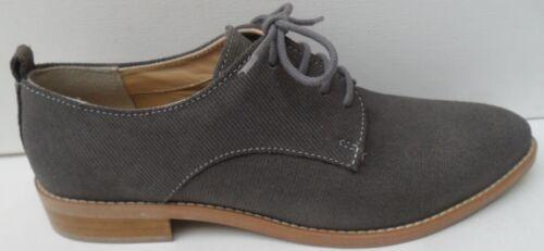 39 gris ᄄᄂ Clarks femmetaille daim Chaussures 5 pour Uk 5 F Eur lacets en clair pour femme xhrdCBoQts
