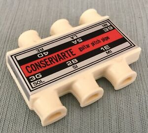 Vintage Conservarte 2095wm Guitar Pitch Pipe New-afficher Le Titre D'origine