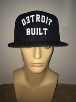 Eminem Slim Shady Le Detroit Built Snapback Hat Cap Limited
