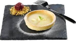 28cm-Large-Square-Slate-Serving-Plate-Sushi-Meat-Fish-Slate-Plate-Chiseled-Edge