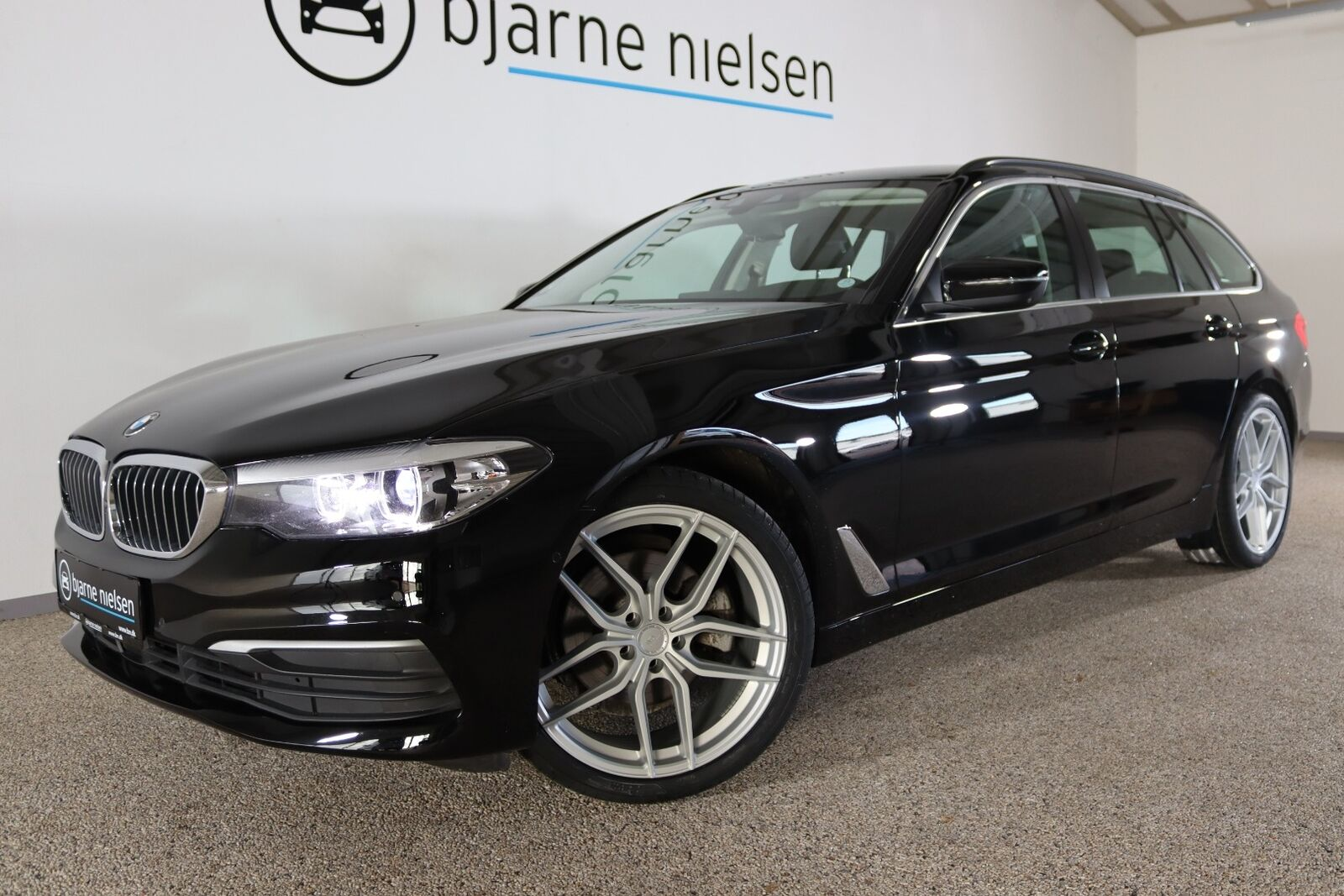 BMW 520d 2,0 Touring aut. - billede 3