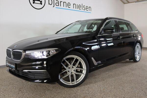 BMW 520d 2,0 Touring aut. billede 3