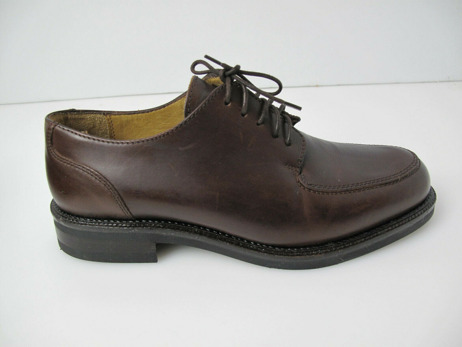 Kenneth Cole New York brown Italian oxfords Mens dress formal shoes Size 11 5586