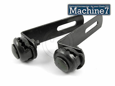 Number plate mounting brackets VW Beetle original style