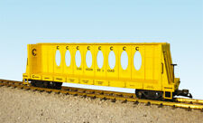 USA Trains G Scale Center I-beam Flat Car R17411 Chessie RESTOCKED