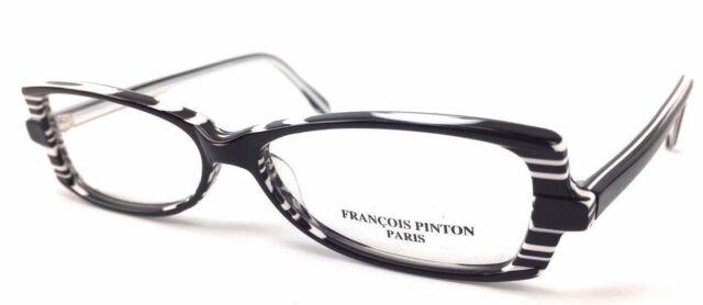 Eyeglasses Frames Francois Pinton - Made in France - Crac Black ...