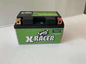 BATTERIE-LITHIUM-ION-MOTORRAD-X-RACER-CBTX9-BS-KAWASAKI-ZXR-400-1991-2002