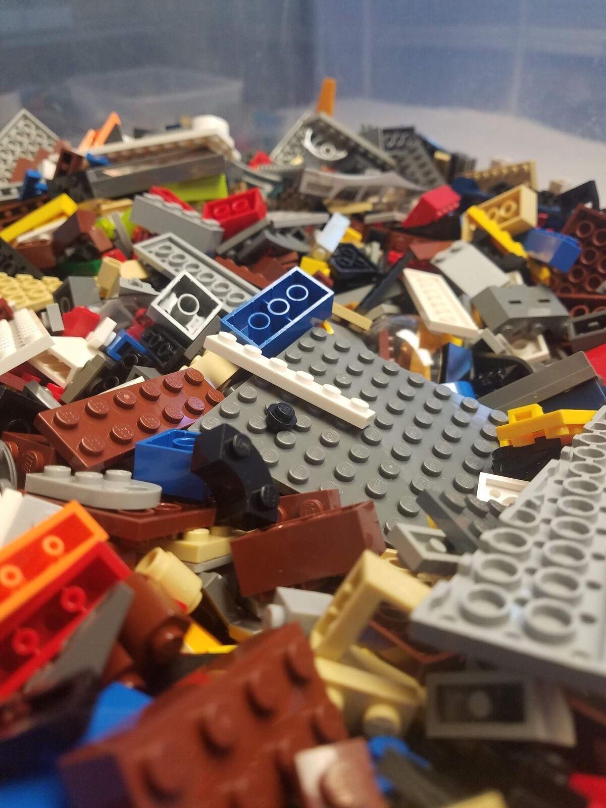 Lego Lote Lot 2.3kg Partes & Piezas Gigante Al por Mayor Ladrillos Bloques