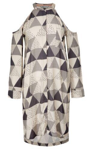 59,95€ Kleid  Triangle Print  Gr Nikita Evernia Dress S UVP