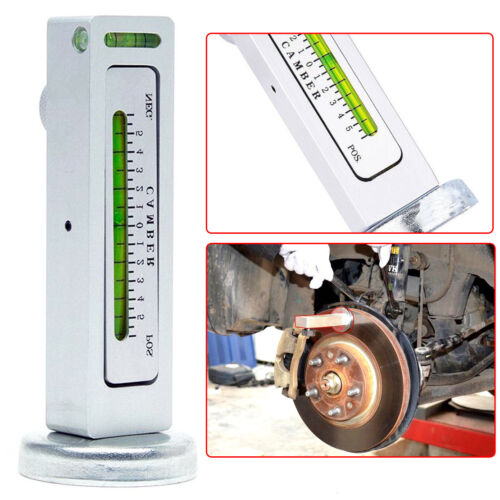 Car Truck Wheel Alignment Magnetic Gauge Tool Camber Castor Strut Stock