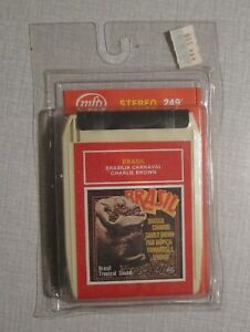 NOS-SEALED-8-TRACK-TAPE-BRASIL-TROPICAL-SOUND-CHAKACHAS-EL-CHICLES-Listen