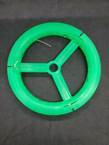 Leader Rigged Lure Keeper Spool Line Holder Green Tackle Details about  /Wind on Fishing Line