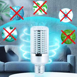 LED UV UVC Disinfection Lamp 40W Germicidal Sterilizer Light Bulb E27 85-265V 1