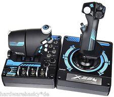 Logitech G/Saitek Pro Flight X-56 Rhino H.O.T.A.S. System, USB (PC) Joystick