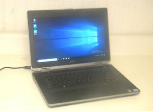 Details about Dell Latitude E6420 i5-2520M 2 5GHz 4GB RAM 500GB HDD WiFi BT  Windows 10 Pro 64