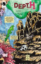 Dept H #12 Comic Book 2017 - Dark Horse