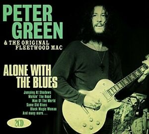 Peter-Green-Alone-With-the-Blues-2-CD-Digipak-NEW