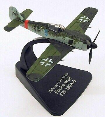 FOCKE-WULF FW 190 D-9  HEINZ SACHSENBERG 1945 ATLAS Fighters  1:72 #025