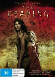 DVD-The-Reaping-Hilary-Swank-PAL-R4
