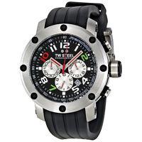 TW Steel Dario Franchitti Grandeur Tech 45mm Chronograph Mens Watch TW607