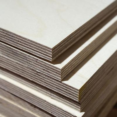 Zuschnitt wasserfest verleimt 27mm Siebdruckplatte Multiplex Birke Holzplatte
