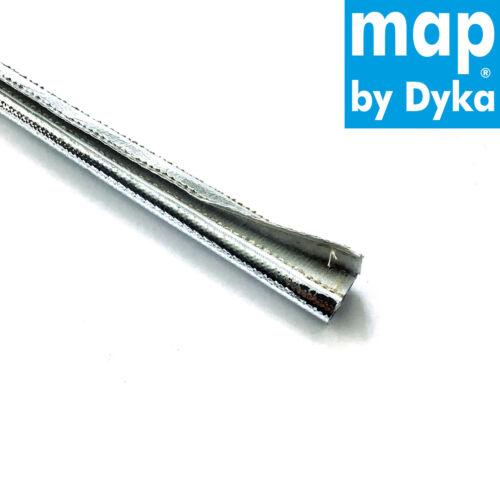 0,9m thermohitzeschutzschlauch id30mm chiusura in velcro 800 ° C Cavo Tubo flessibile di protezione