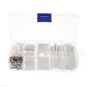 25-Set-JST-XH-Connector-Kits-2-54mm-Terminal-Housing-Pin-Header-6-10-Pin-Adapter