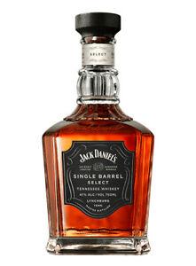 Jack Daniel's Single Barrel Tennessee Whiskey 700ml