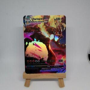 Charizard-Vmax-Custom-Pokemon-Card