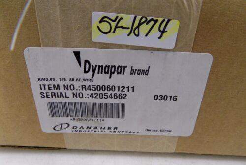 DYNAPAR ENCODER BEARINGLESS RING R4500601211  NIB