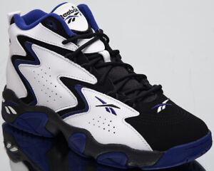 Reebok-Mobius-OG-MU-Men-039-s-Unisex-New-Black-White-Lifestyle-Sneakers-CN7902