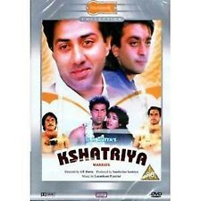 KSHATRIYA - OFFICIAL UK ORIGINAL BOLLYWOOD DVD - FREE POST