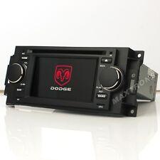 Car DVD Player GPS Navi for Jeep Dodge Chrysler 300C 3G WIFI Free Camera