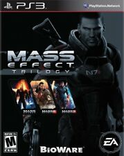 Mass Effect Trilogy for PlayStation 3 Ps3 With Manual and Case