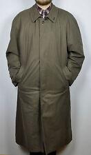 WELLINGTON OF BILMORE Mac Over Coat +INNER Jacket 40 UK Trench Gr. 50 EUR Mantel