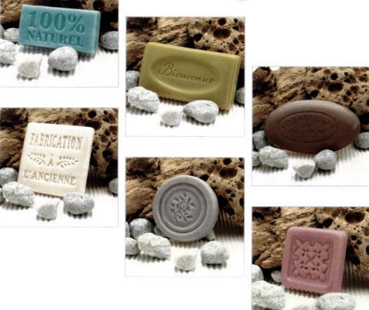 SOAP FORM 6 X RETRO FORMEN CHOCOLATEFORM SEIFE SOAP MOULD PRODUCCIÓN DE JABÓN