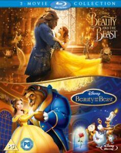Bellezza-E-The-Beast-Live-Action-Animato-Blu-Ray-Nuovo