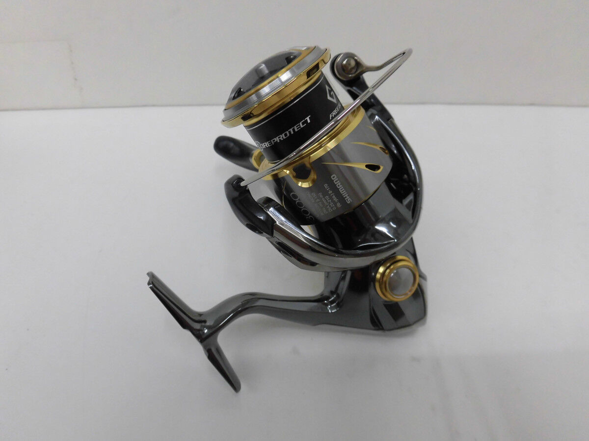 Used EXC  Shimano  14 STELLA 3000HG  Spinning Reel from Japan (o)