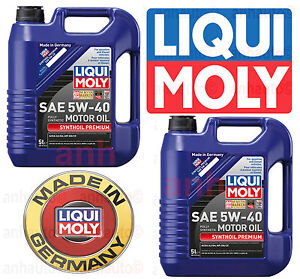 10 liters of lubro moly synthoil full synthetic motor oil. Black Bedroom Furniture Sets. Home Design Ideas