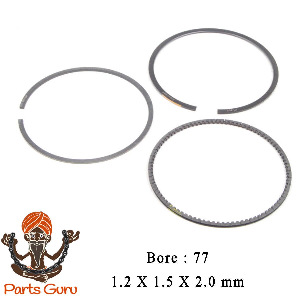 06-16 MINI R55 R56 R57 R58 R60 Cooper Countryman Paceman S 1 x PISTON /& RING N12