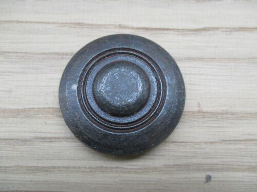 vintage Antique style Cast iron replacement door knocker striking plate stud