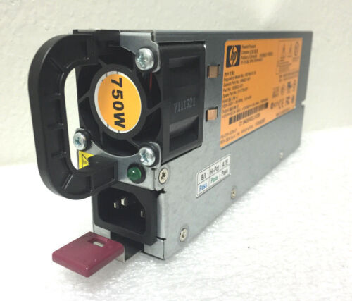 506822-001 HP 750W Power Supply For HP DL180//DL380 G6 G7 G8