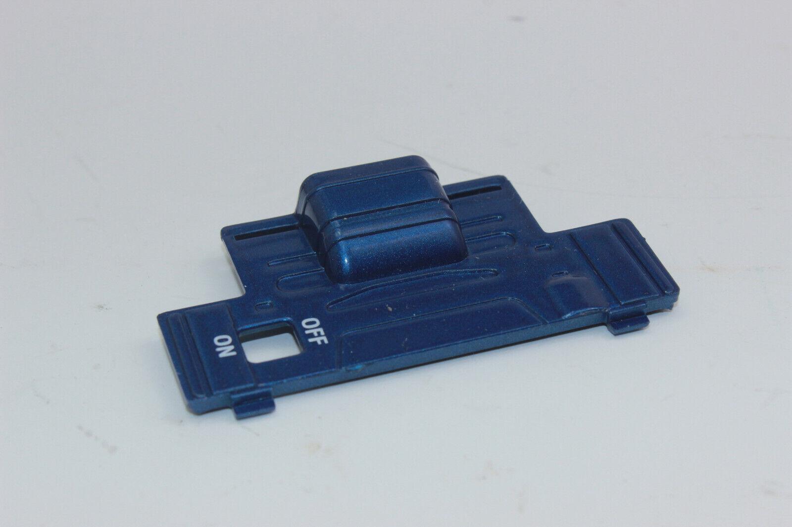 Siku 6725 Tapa batería Tapa scania tractor azul 1:32 pieza de repuesto nuevo