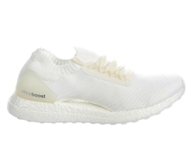 1cc19beb7e0a3 Adidas Ultra Boost X Undye Womens BB6159 Nondye Primeknit Running Shoes  Size 6