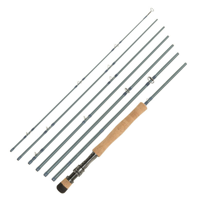 Shakespeare Agility 2 Expedition FLY ROD 10'  7